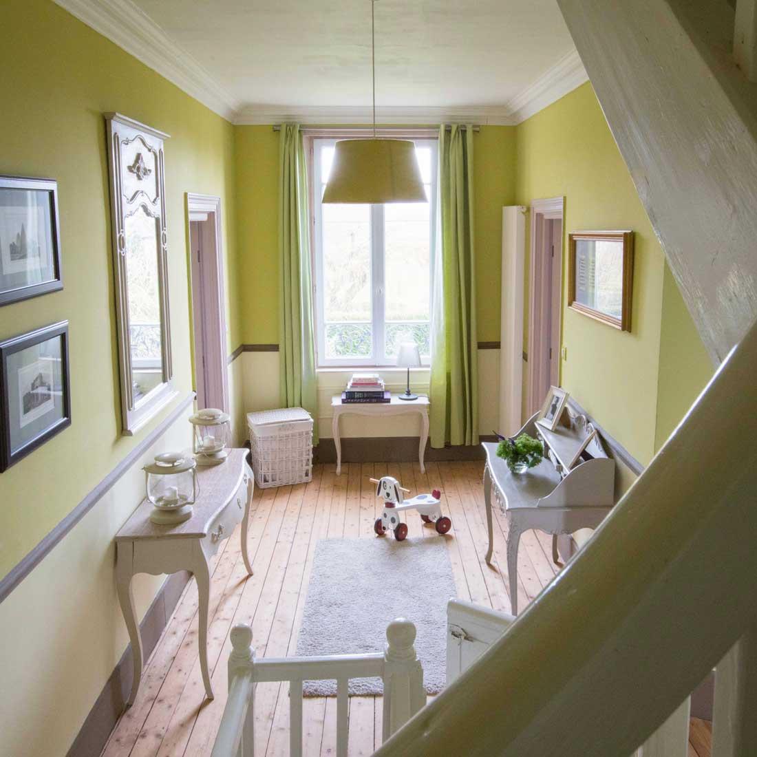 Maison De Campagne Vexin maison cosy-colorée - cosy side - design d'intérieur