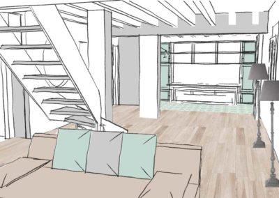 simulation-zoning-deco-escalier-séjour