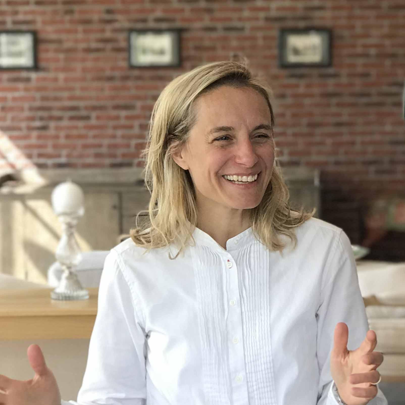 Johanne Derock - Fondatrice de Cosy Slide