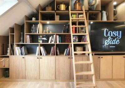 cosy-side-show-room-atelier-bibliotheque-echelle