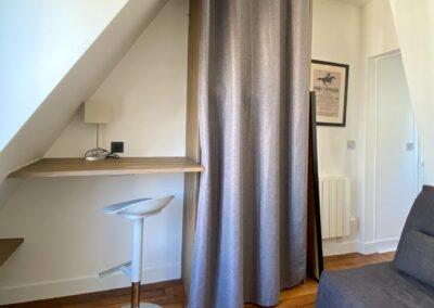 Cosy Mini Appartement Parisien Aménagement sur-mesure